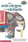 Los Seis Ciegos Y El Elefante/The blind men and the Elephant (Hello Reader)