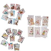 F Fityle グリーティングカード 記念カード バースデーカード 約25枚