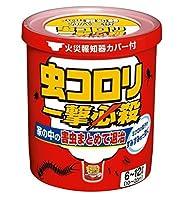 虫コロリ 一撃必殺 6-12畳用 10g缶 ≪おまとめセット【6個】≫