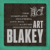 Complete Columbia & Rca Victor Albums Collection by Art Blakey & Jazz Messengers