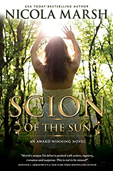 Scion of the Sun by [Marsh, Nicola]