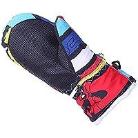 防風防寒防水屋外児童スキー手袋
