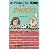 A Peanuts book featuring Snoopy 16