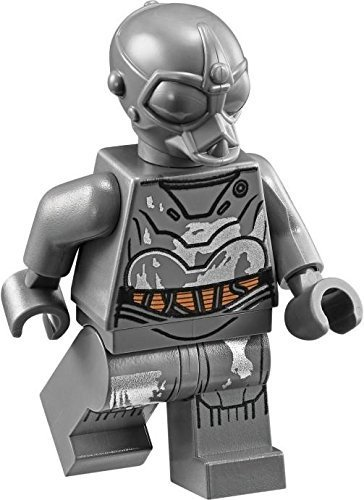 LEGO Star Wars Jedi Scout Fighter RA-7 Protocol Droid minifigure (75051) by LEGO [並行輸入品]