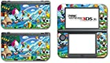 「New Super Mario Bros 2 3D Land World Luigi Goomba Video Game Vinyl Decal Skin Sticker Cover for the New Nintendo 3DS XL LL 2015 System Console Protector by Vinyl Skin Designs [並行輸入品]」の画像