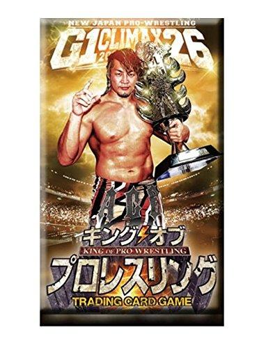 キング オブ プロレスリング KP-BT19 ブースターパック 第十九弾 G1 CLIMAX 26 BOX