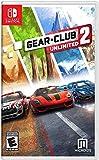 Gear.Club Unlimited (輸入版:北米) - Switch