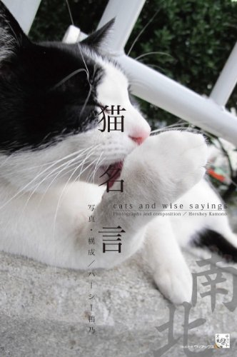 猫名言 南北(cats and wise sayings NANBOKU)