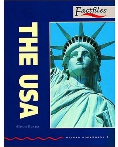 The USA (Oxford Bookworms: Factfiles)の詳細を見る