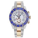 ロレックス ヨットマスター II 自動巻きメンズ腕時計 116681 (認定中古品)