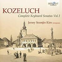 Kozeluch: Complete Keyboard Sonatas Vol.1 by Jenny Soonjin Kim (2015-01-25)