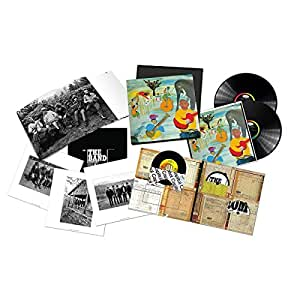 """Music From Big Pink - 50th Anniversary (2LP+CD+7""""+Blu-Ray Audio) (Super Deluxe) [Analog]"""