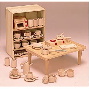 抗菌 ままごとあそび テーブルセット 8011-5