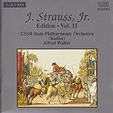 Johann Strauss II Edition volume 11 (2006-08-01)