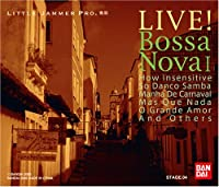 LITTLE JAMMER PRO. 専用別売ROMカートリッジ STAGE 04 「LIVE!Bossa NovaI」