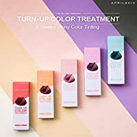 April Skin Turn Up Color Hair Treatment (Hair Dye + Treatment) 60ml (Pink)