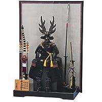 五月人形 鎧飾り 雄山作 本多忠勝 GOH-501132 平安豊久 GC-004