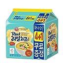 オットギ リアル チーズ ラーメン 5個入 韓国食品 / 韓国ラーメン (海外直送)