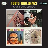 MAN BITES HARMONICA / BLUES POUR FLIRTER / TOOTS THIELEMANS / THE ROMANTIC SOUNDS OF TOOTS THIELEMANS