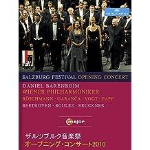 ザルツブルク音楽祭オープニング・コンサート2010(バレンボイム/ウィーン・フィル)(字幕版)