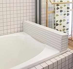 太陽合成 風呂ふた カルパッタ W16 防カビ加工 ホワイト 80×160