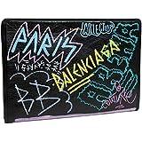 (バレンシアガ) BALENCIAGA【GRAFFITI BAZAR POUCH】グラフィティ バザール ポーチ クラッチバッグ 443658 OFE0N 1060 [並行輸入品]