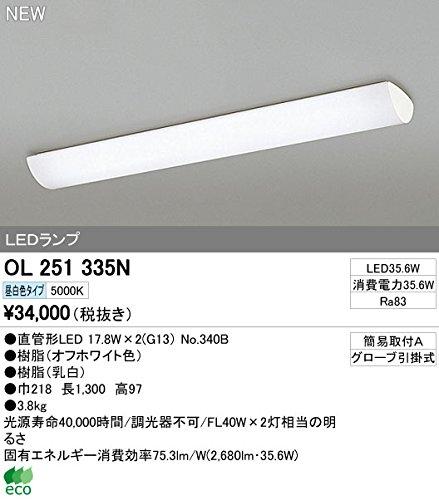 オーデリック OL251335N