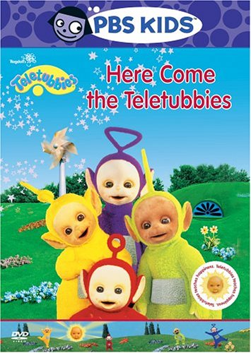 Here Come the Teletubbies [DVD]