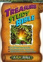 Treasure Study Bible-KJV
