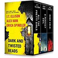 Dark and Twisted Reads: All the Pretty Girls\A Perfect Evil\Bone Cold (A Taylor Jackson Novel)