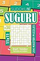 Sudoku Suguru - 200 Master Puzzles 11x11 (Volume 36)