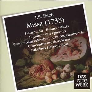 MISSA 1733