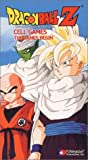 Dragon Ball Z: Cell Games - Games Begin [VHS] [Import]