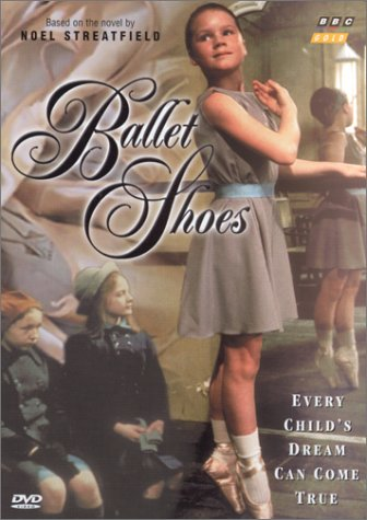 Ballet Shoes [DVD] [Import]