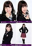 【伊藤かりん】 公式生写真 乃木坂46 サヨナラの意味 初回仕様封入特典 4種コンプ