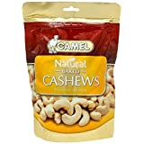 Camel Natural Cashew Baked Nuts, 400g