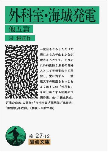 外科室・海城発電 他5篇 (岩波文庫)の詳細を見る