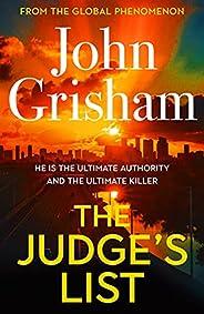 The Judge's List: The phenomenal new novel from international bestseller John Gri