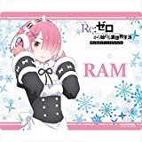 Re:ゼロから始める異世界生活 ラム Memory Snow マウスパッド