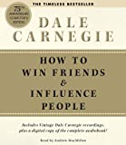How To Win Friends And Influence People Deluxe 75th Anniversary Edition (75th Anniversary Edtn Unabrige)