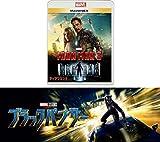 【早期購入特典あり】アイアンマン3 MovieNEX 「ブラックパンサー」公開記念 バンパーステッカー付き [Blu-ray]