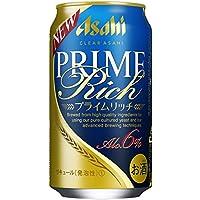 【2018年リニューアル商品】クリアアサヒ プライムリッチ 缶 350ml×24本