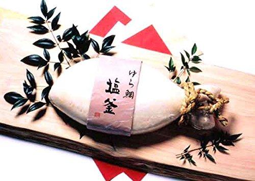愛媛 (鯛の塩釜焼) 大 魚体約45cm1.3kg お祝 お食い初め 慶事 浜から直送 宇和海の幸問屋
