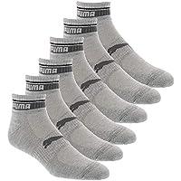 Puma Socks - United Legwear Men's Quarter Cut Socks