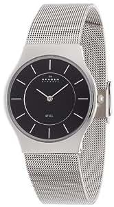 [スカーゲン]SKAGEN 腕時計 basic steel mens 233LSSB ケース幅: 34mm Ultra Slim メンズ [正規輸入品]