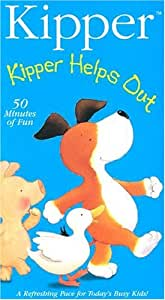 Kipper Helps Out [VHS] [Import]