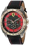 ブルー メンス アナログ カジュアル クォーツ Ferrari 時計 AERO EVO ???? 0830294