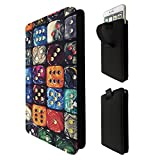 Best CELLBELL iPhone 4ケース - 002036 - Cool Colourful Dice Cartoon Sketch Poker Review