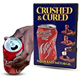 Crushed & Cured DVD - Make a Pop Can Whole Again - Magic Trick by Magic Makers [並行輸入品]