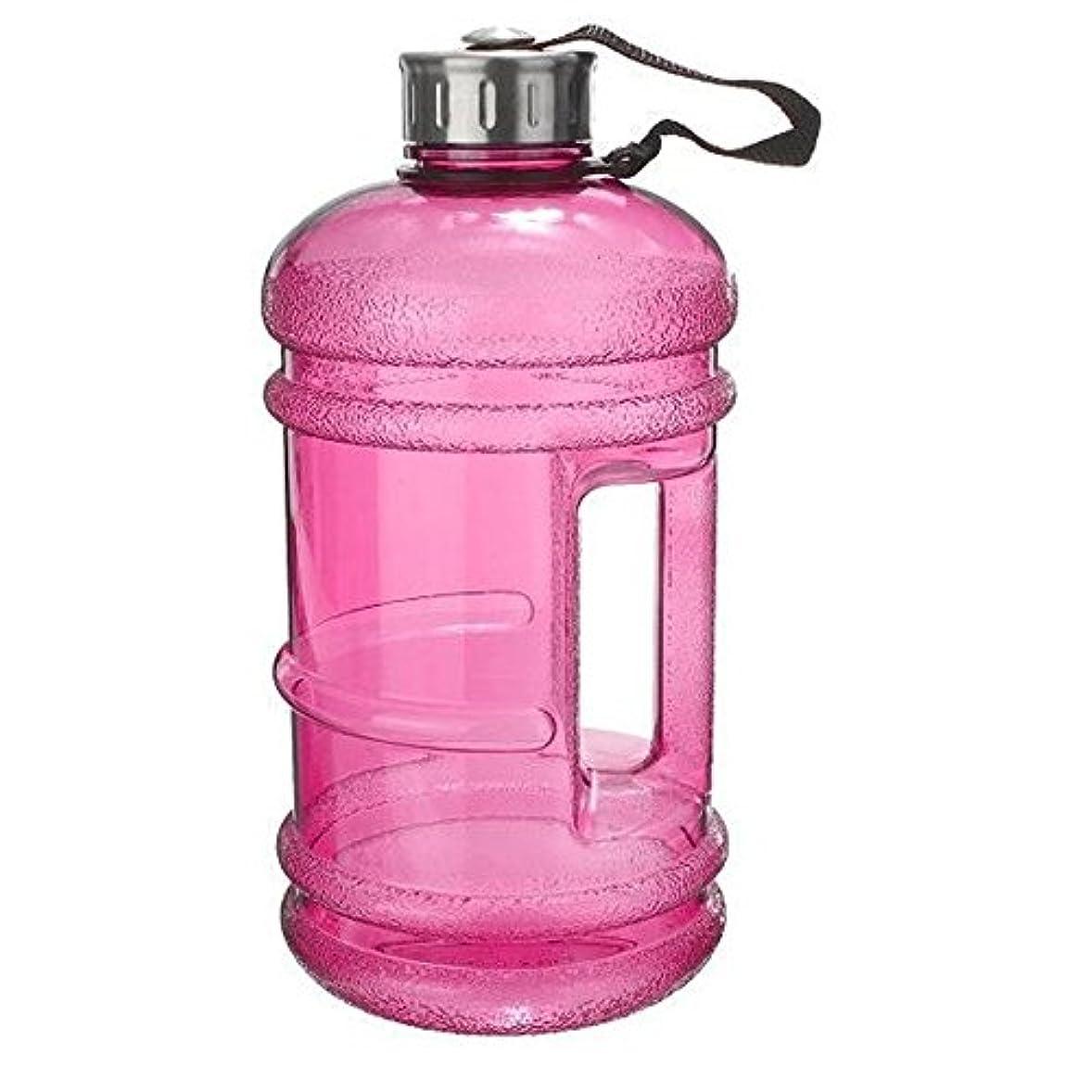 コンクリート消す気難しいmiedaii環境保護樹脂ボトルスポーツボトル2.2リットル